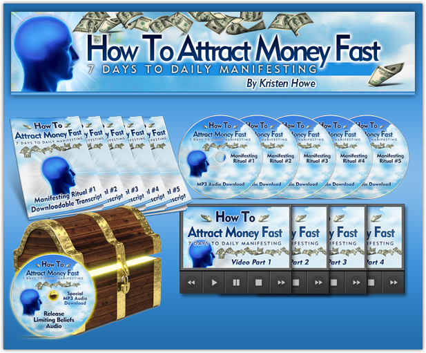 How to attract money in 7 days